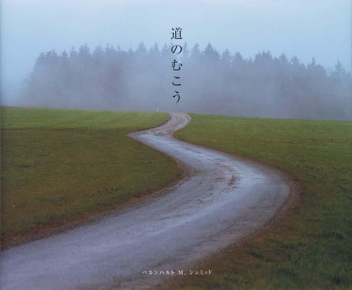 """道のむこう """"> もっと美しい場所へ連れていってくれる道がある…。 大地を地平線"""