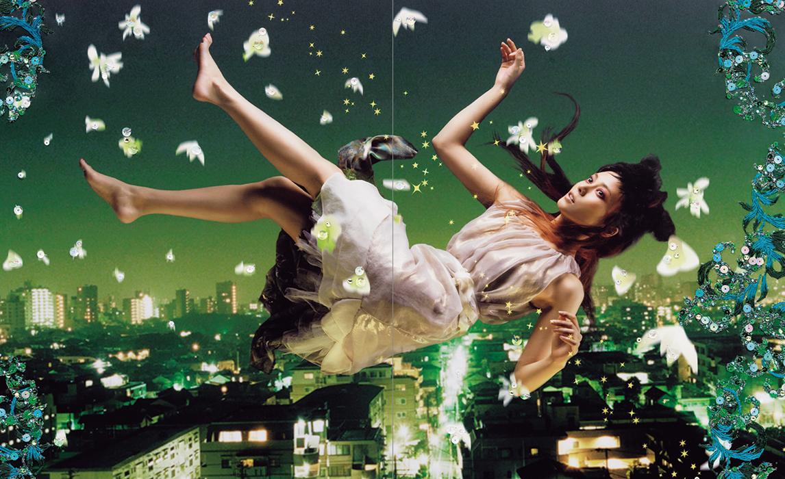 Asami Kiyokawa Stitch Stories Himitsu / PIE International