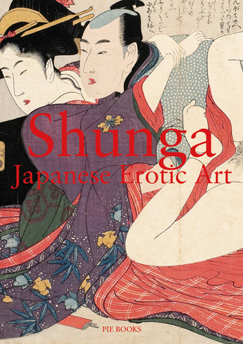 japanese art erotic: