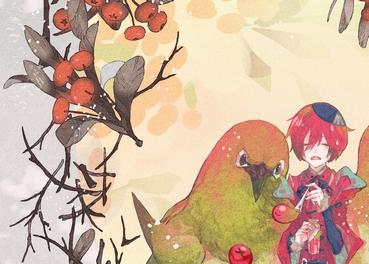 シキノメモリエ第10回:「ゆらさんざし」-春の壱-