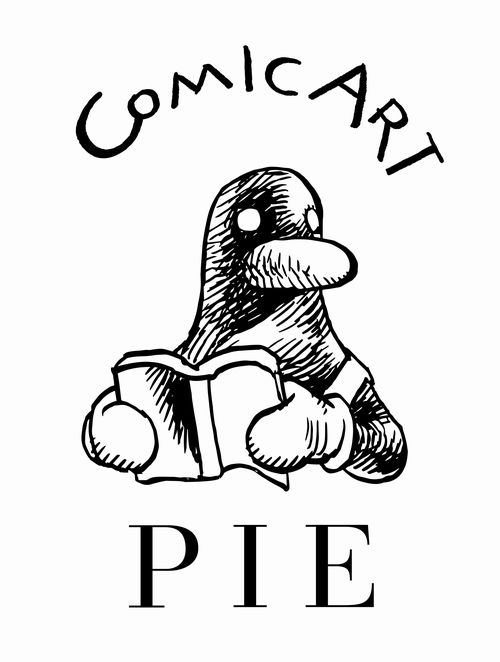 PIE COMIC ART編集部