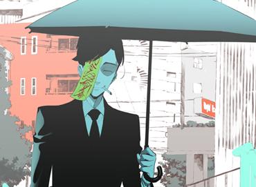 凸凹嘘漫画装画【第12回・最終回】「死ぬほどウブ故に児童化がとまらない困ったインキュバス×くたびれた中年キョンシー」