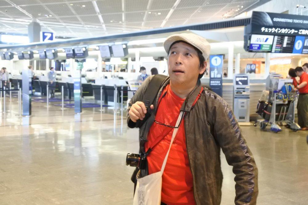 【第1回】5月23日 寺田克也、中国大陸の地を踏む / 【Vol.1】May 23rd – KATSUYA TERADA flies to China.