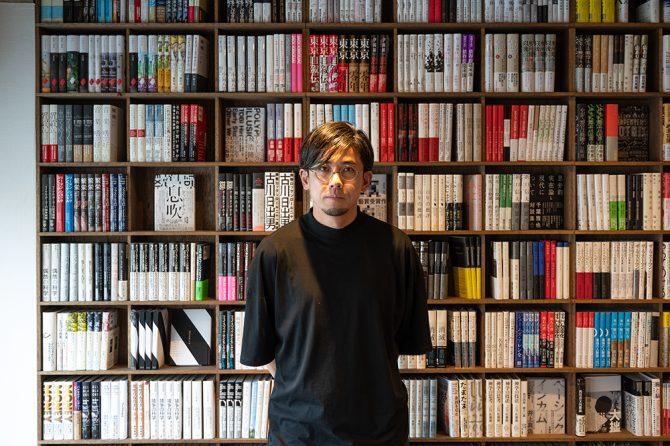 『ブックデザイン365』Book Designer Interview #2:水戸部功 <前編>