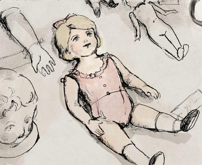 特別描き下ろし漫画「ノアンティクの夢物語 序章」